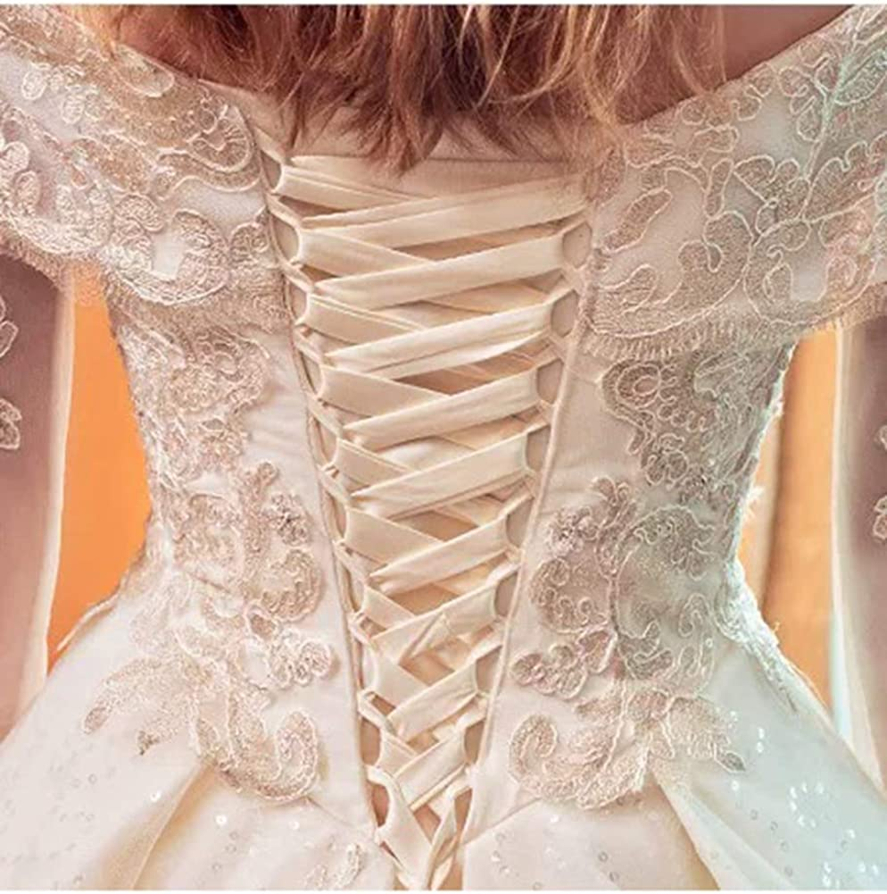 XXDing Wedding Gown Corset Kit Zipper Replacement Adjustable Fit Corset Back Kit for Women Formal Dress