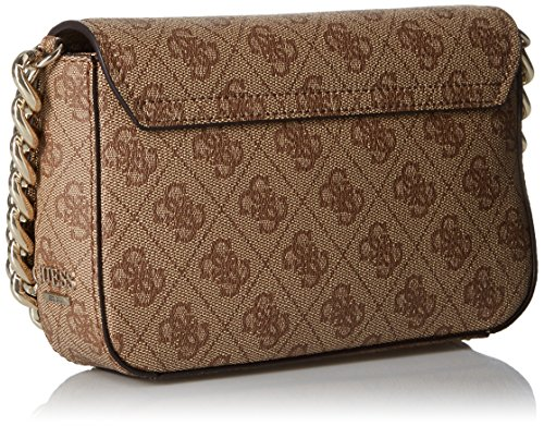 Crossbody Brown GUESS Crossbody G Flap Lux Petite G Lux Petite GUESS Flap XxwPnaRIqC