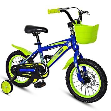 Amazon.com: Bicicleta para niños LLL 2-4-6 años de edad Baby ...