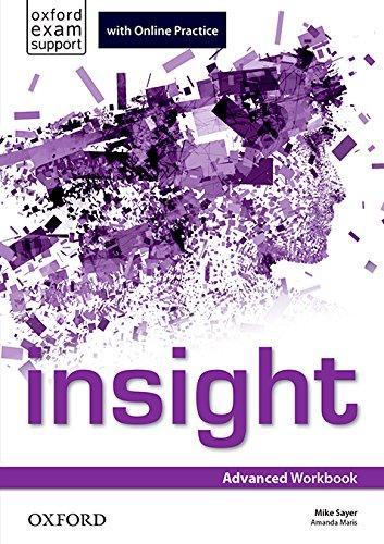 insight: Advanced: Workbook and Online Practice pdf epub