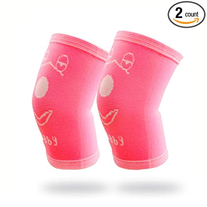 562a43c582 Luwint Kids Compression Knee Sleeve - Soft Children Knee Brace Support for  Soccer, Volleyball,