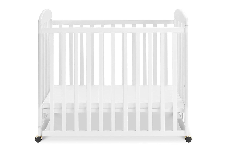 DaVinci Alpha Mini Rocking Crib – White