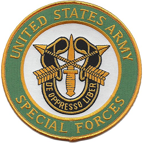 Special Forces Patch Crest De Oppresso Liber Patch