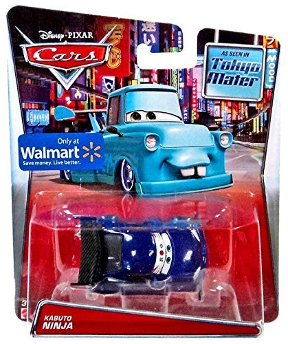 Disney Cars Kabuto Ninja Exclusive 1:55 Diecast Car for sale  Delivered anywhere in Canada
