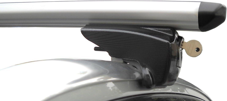 Rameder Komplettsatz Dachtr/äger Pick-Up f/ür BMW 3 Touring 111287-10266-2