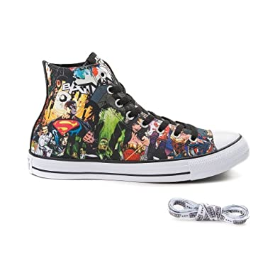 80a77163bbb3 Converse All Star Harley Quinn Fashion Sneaker Athletic Walking Shoes   Amazon.co.uk  Shoes   Bags