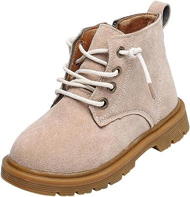 Boys Girls Martin Outdoor Sneaker Boots