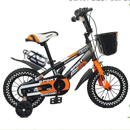 XQ- Niño Bicicleta 3-6 Años De Edad Bicicleta De Montaña Niños Y ...