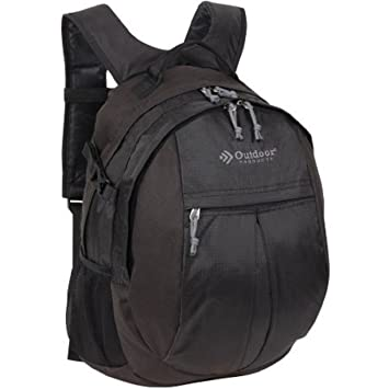 67d369358 Amazon.com | Outdoor Products Traverse Daypack (Caviar) | Backpacks