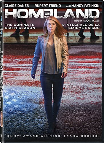 Homeland Season 6 (Bilingual)