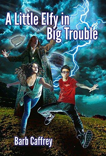A Little Elfy in Big Trouble by [Caffrey, Barb]