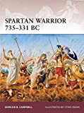 img - for Spartan Warrior 735 331 BC book / textbook / text book