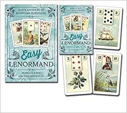 Easy Lenormand: Quick Answers to Everyday Questions: Amazon ...