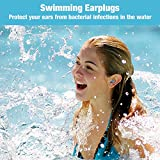 Reusable Silicone Ear Plugs - ANBOW Waterproof
