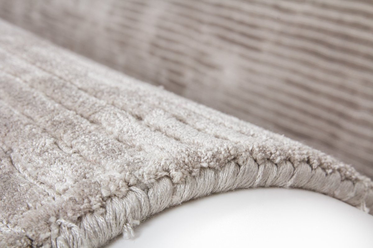 Obsession Teppiche Viskose Taupe 120 X 170 Cm Amazon De Kuche