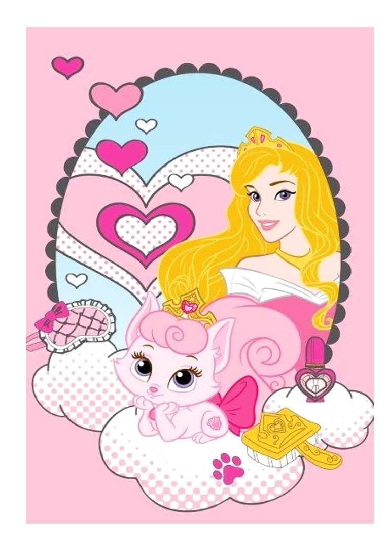 regalo per ragazza a scelta: Kitty Sofia Princess Frozen Pony Masha Asciugamano per bambini in cotone asciugamano per ospiti