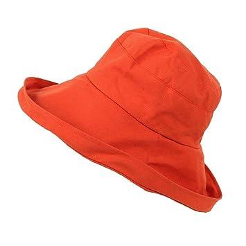 Amazon.com   HighlifeS Unisex Flat Bucket Hat Outdoors Hat Snapback ... 0276c1a8634c