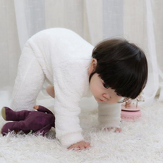 YanHoo El Mono de Felpa del Oso de Felpa del bebé de los niños Conjuntos Otoño/Invierno Cheap Ropa de niños Infantil Pijama Recien Nacido Ropa Linda: ...
