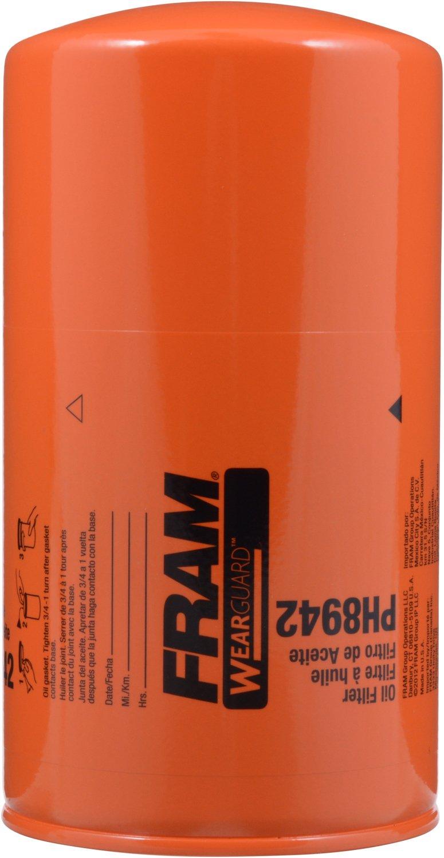 FRAM PH8942 Heavy Duty Spin-on Oil Filter