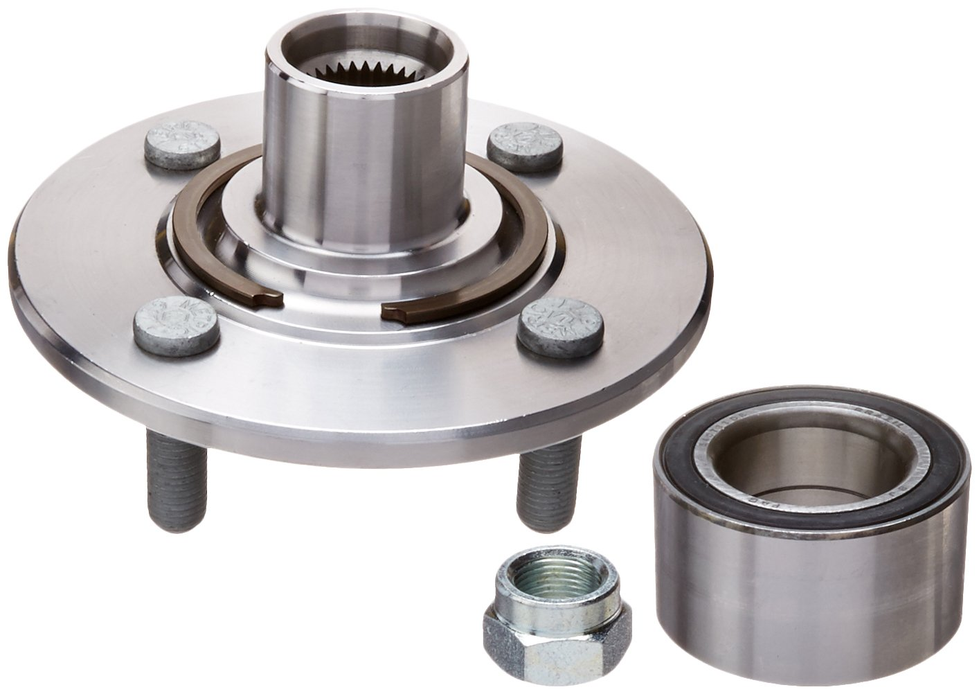 Timken HA590156K Axle Bearing and Hub Assembly