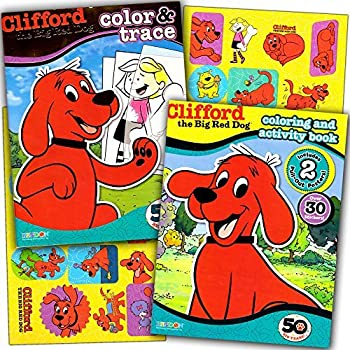 65 Clifford Coloring Pages Activities