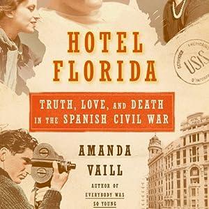Hotel Florida Hörbuch