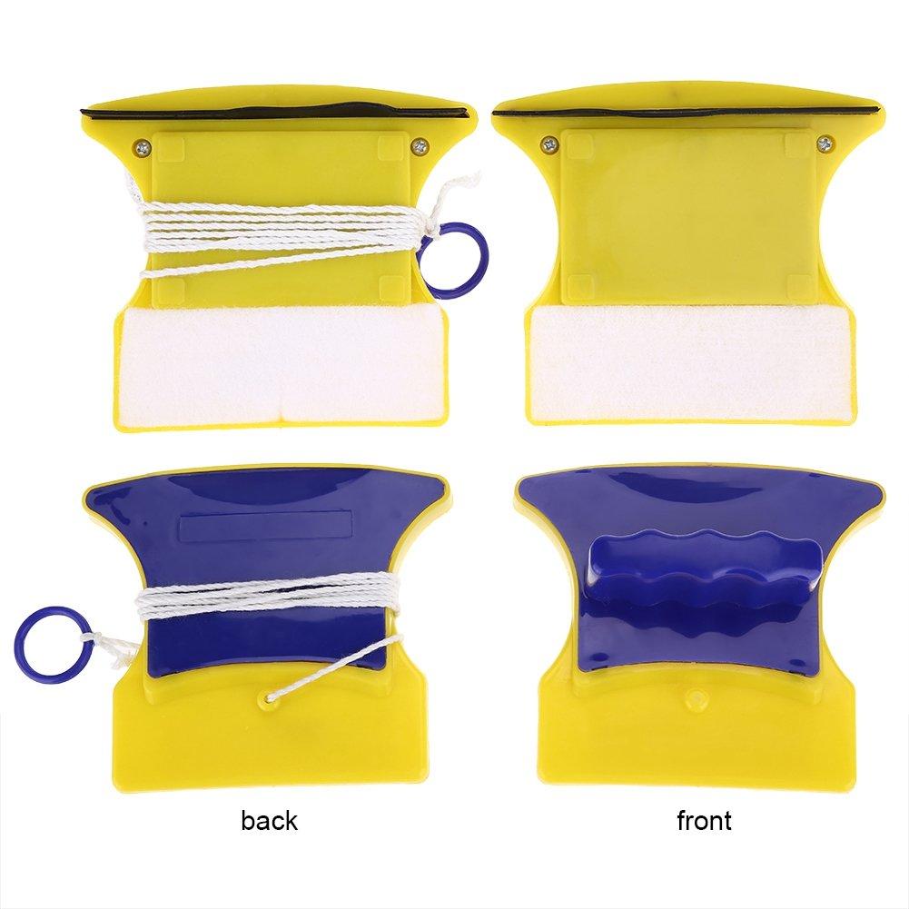 Doble Cara GLOGLOW limpiaparabrisas de Cristal Duradero para Cristal DE 3~8 mm de Grosor Cepillos magn/éticos para Ventanas Herramienta de Limpieza de Ventanas