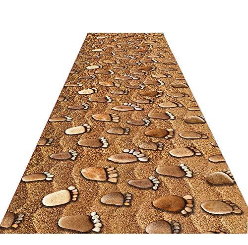 HUO ラグ 廊下ランナーカーペットキッチン滑り止め実用玄関モダン 7mm ふるさと割 複数の長さ カスタマイズ可能 サイズ さいず 25%OFF B07NKBSQ47 1.2 9m :
