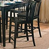 Coaster-Contemporary-Counter-Height-Stools-Set-of-2-24-Inch