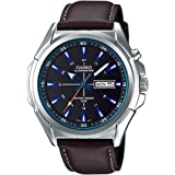 Casio Enticer Analog Black Dial Men's Watch - MTP-E200L-1A2VDF (A1317)