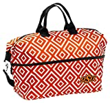 NCAA Oklahoma State Cowboys Adult Expandable Tote, Orange