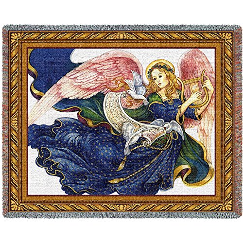 Pure Country Inc. Celestial Grace Blanket Tapestry Throw Celestial Throw