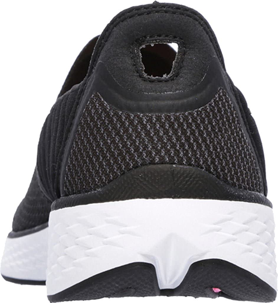 Skechers Woherren GOwalk Sport Rush Walking Walking Walking Slip-On,schwarz Weiß,US 8.5 M 11d183