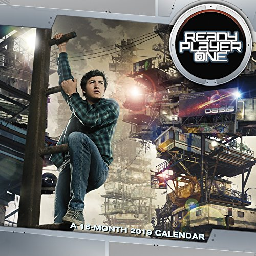 2019 Ready Player One Wall - Calendar Wall Player