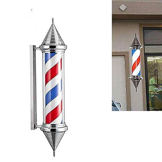 LEDPoste de Barbero Torre forma LED Barbero tienda Firmar Polo ...