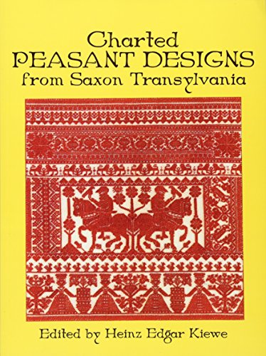 - Charted Peasant Designs from Saxon Transylvania (Dover Embroidery, Needlepoint)