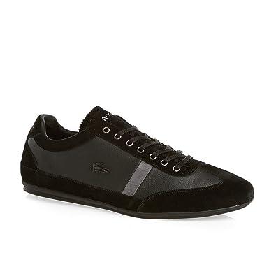 Lacoste Misano 22 (136) - Zapatillas negro negro Talla:42: Amazon.es: Zapatos y complementos