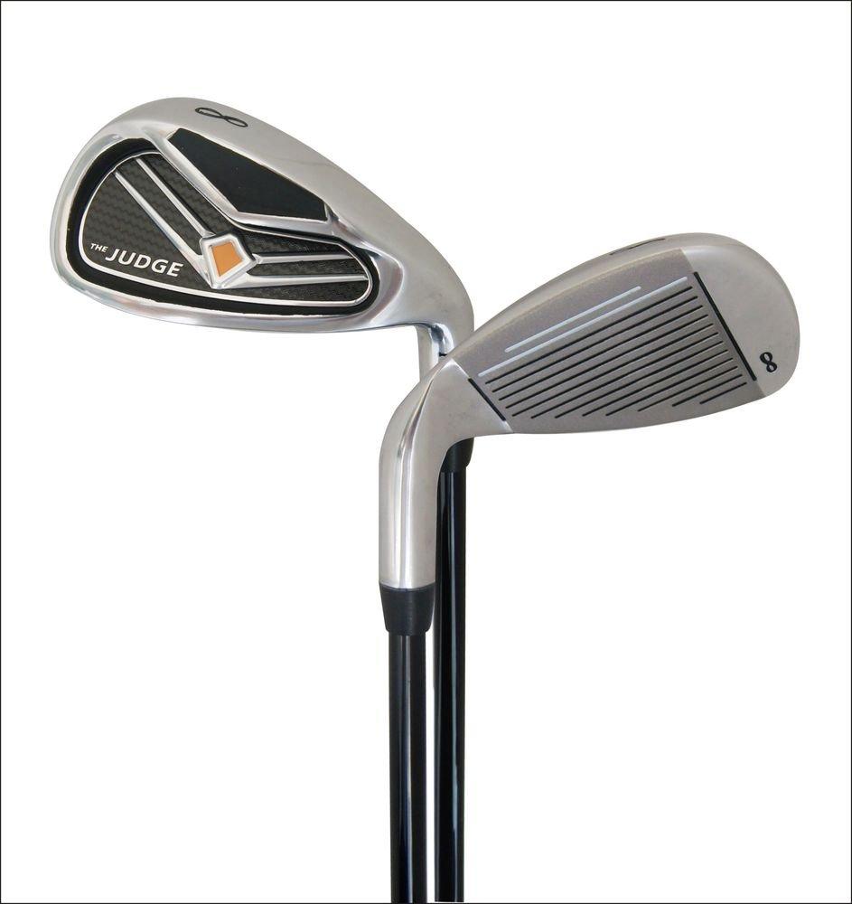 Amazon.com: El juez Mens Set Completo de Golf, Grafito ...