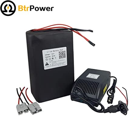 48v 5A Charger for Lithium Battery Pack Electric Bike 110v Input 58.8v Output