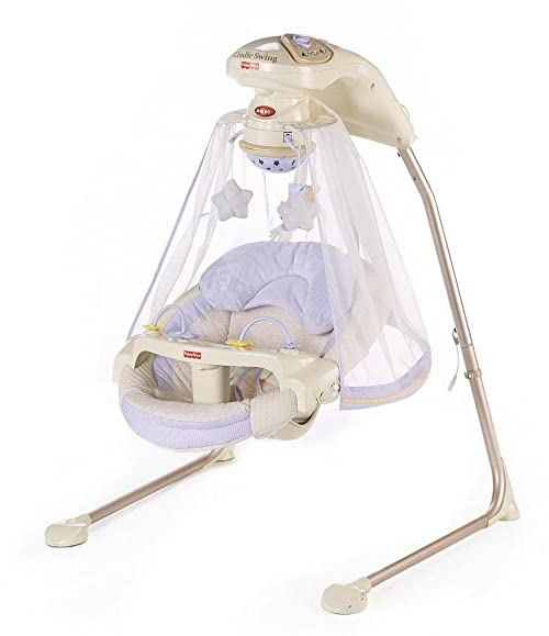 Fisher price starlight papasan cradle swing review