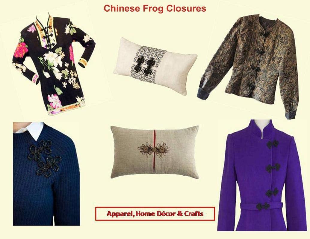 1 Pair//pk #FG4758 Frogs Button Closures-Metallic Gold-Pineapple Design