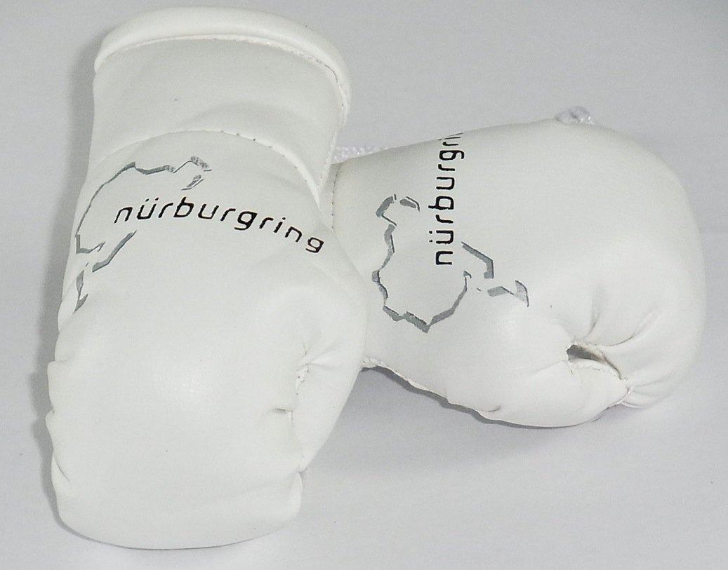ideal f/ür von Ihrem R/ückspiegel h/ängen N/ürburgring Mini Boxhandschuhe