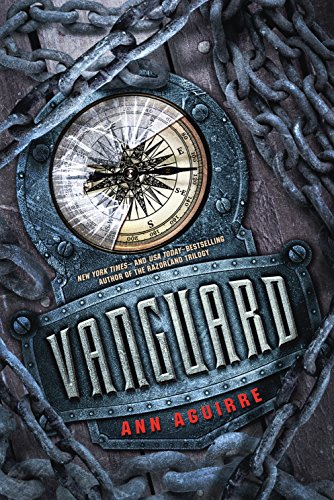 Vanguard  A Razorland Companion Novel  The Razorland Trilogy
