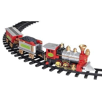 Seasonal Vision Christmas Tree Train: Toys & Games