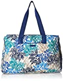 Vera Bradley Women's Triple Compartment Travel Bag