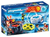 Playmobil 6831 Fire and Ice Action Game