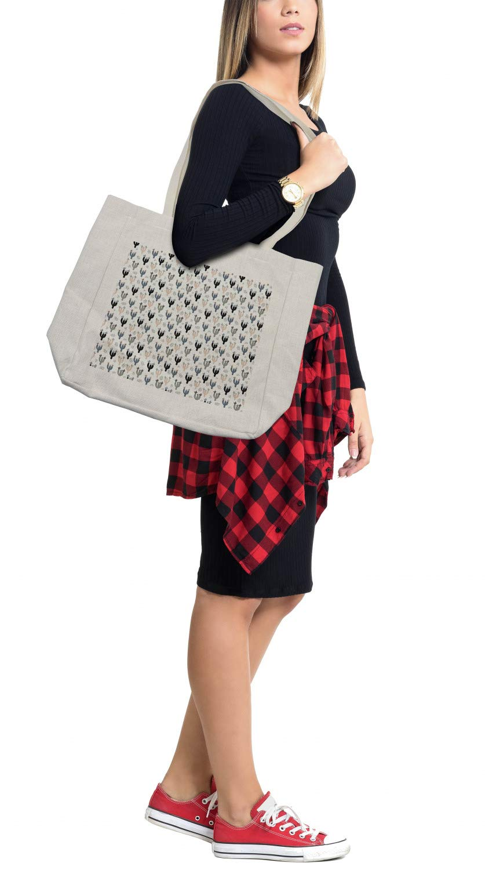 SARA NELL Messenger Bag,beach Doodles,Unisex Shoulder Backpack Cross-body Sling Bag