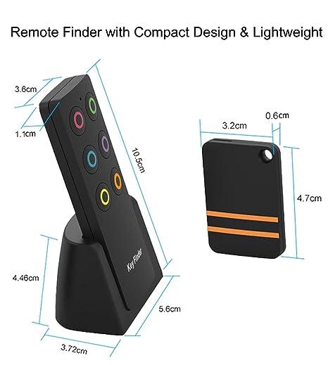 Amazon.com: Smavida - Localizador remoto de llaves, llavero ...