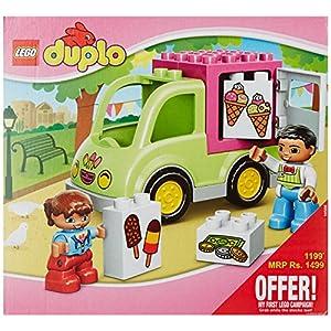 Lego Ice Cream Truck, Multi...
