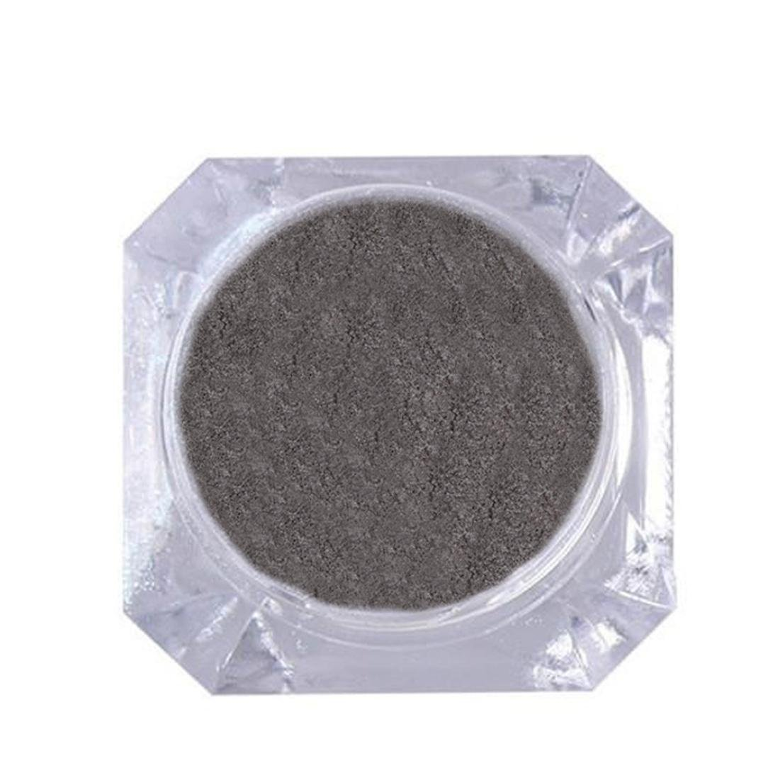 Dolloress Nail Tips ⭐1g Nail Polish Plating Mirror Silver Stainless Steel DIY Paste Metal Color Powder